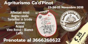 Bagna Cauda Day 2018 Asti